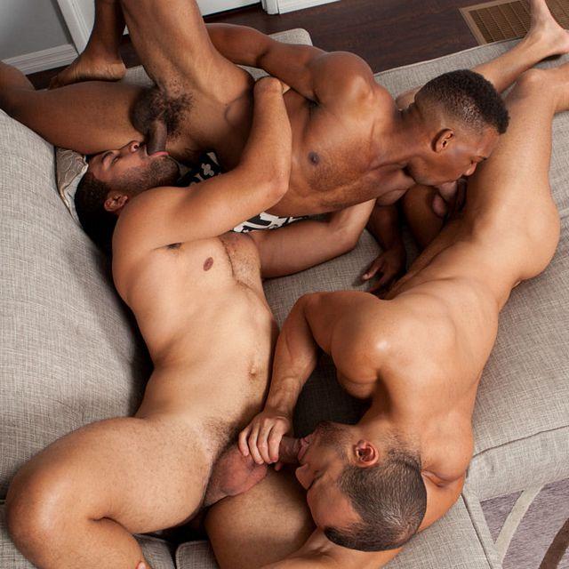 Adrian does Robert & Sean | Daily Dudes @ Dude Dump