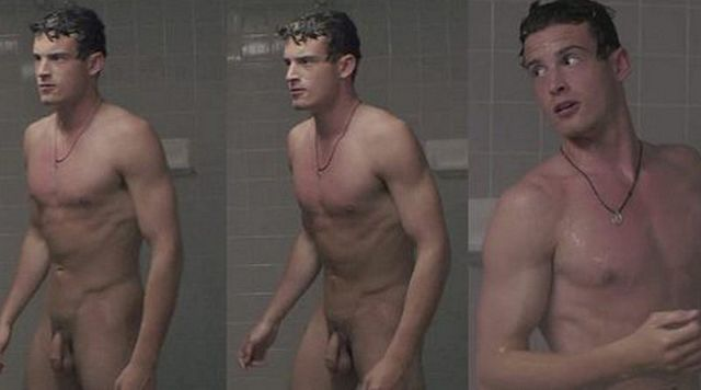 Alex Purdy naked in showers scene | Daily Dudes @ Dude Dump