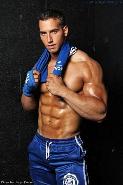All Jock-Muscle Man Jose Ruiz | Daily Dudes @ Dude Dump