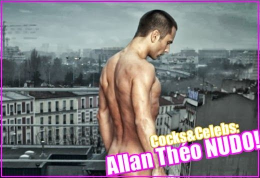 Allan Théo's ass! | Daily Dudes @ Dude Dump