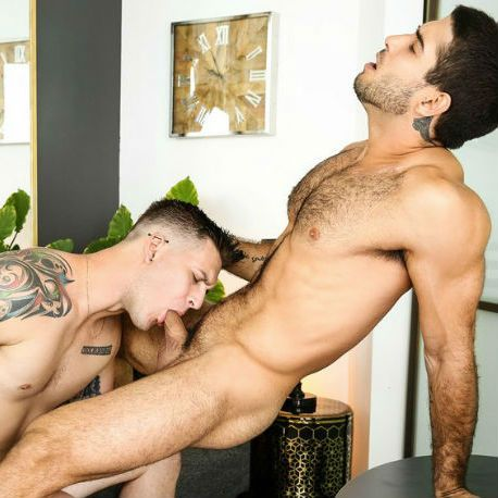"Allen Lucas & Diego Sans in ""Tell Me What To Do 