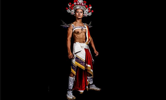 Amazing National Costumes From Mr Gay World #2 | Daily Dudes @ Dude Dump