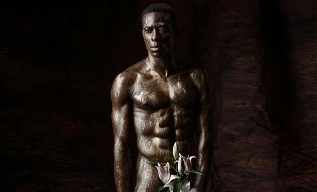Andi Kiangebeni By Johan Vos  – Men In Undies   Daily Dudes @ Dude Dump