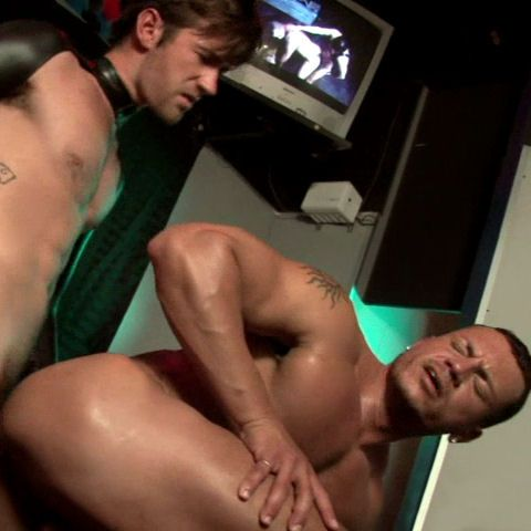 Angelo Marconi gets drilled | Daily Dudes @ Dude Dump