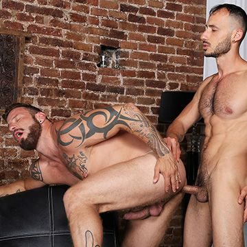 Antonio Miracle & Ely Chaim Fuck | Daily Dudes @ Dude Dump