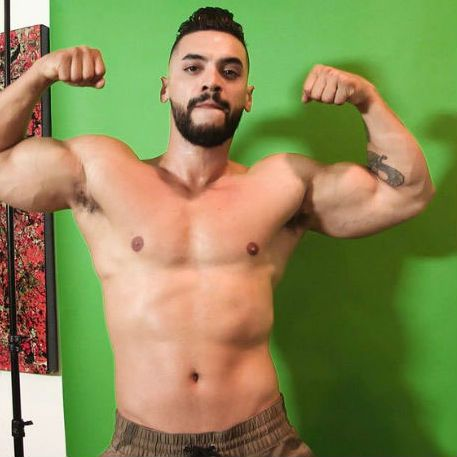 Arad Winwin is amazing as always in this hot solo | Daily Dudes @ Dude Dump