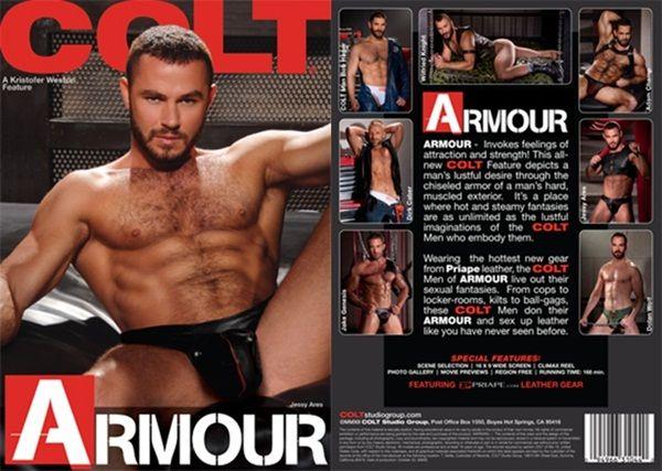Armour – Hot Muscle Men Sex | Daily Dudes @ Dude Dump