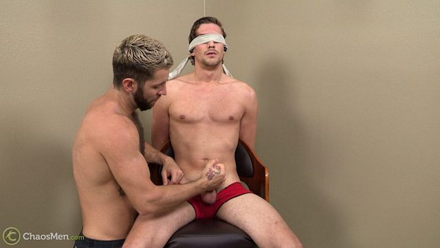 Ash loves the feel of a man's mouth on his cock | Daily Dudes @ Dude Dump