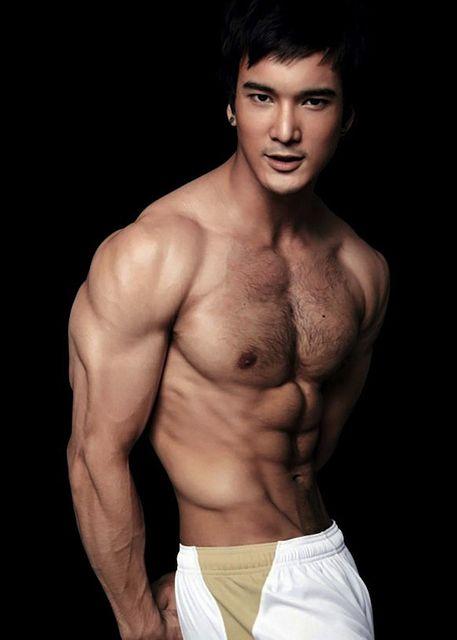 Asian Muscle – Chaiwat Thongseng | Guys R Us – W | Daily Dudes @ Dude Dump