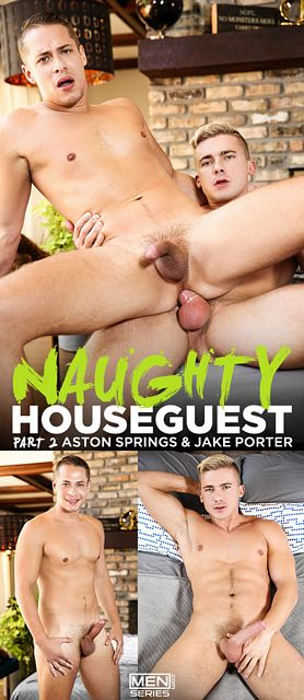 Aston Springs rides Jake Porter | Daily Dudes @ Dude Dump