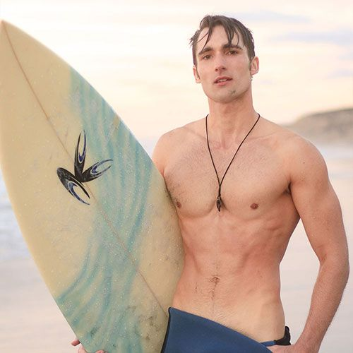 Aussie Surfer | Daily Dudes @ Dude Dump