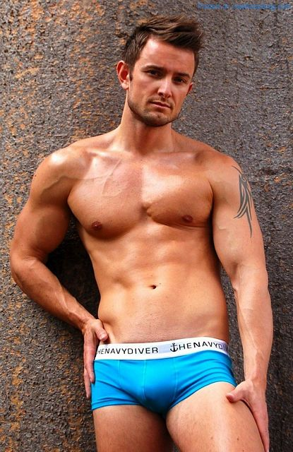 Awesome Pecs!   Gay Body Blog   Daily Dudes @ Dude Dump