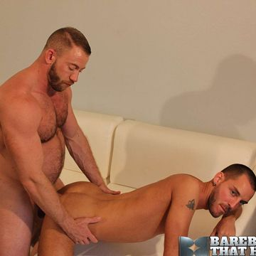 Bareback Twink Bottom Gio Ryder Jumps On Shay | Daily Dudes @ Dude Dump