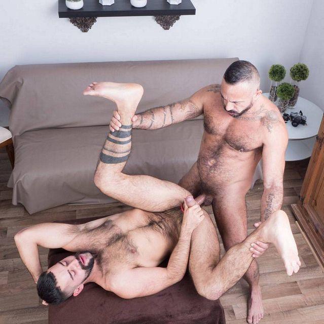 Bearded Sex Pigs Teddy & Alessio Flip Fuck Raw   Daily Dudes @ Dude Dump
