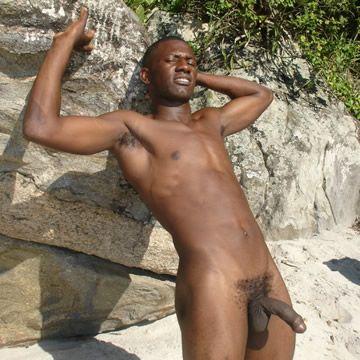 Big Bro African Boy Paulo | Daily Dudes @ Dude Dump