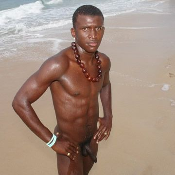 Big Cock Black Boy At Beach | Daily Dudes @ Dude Dump