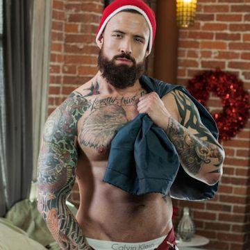 Biker Santa is back! | Daily Dudes @ Dude Dump
