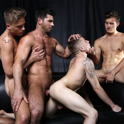 Billy Santoro tops three guys | Daily Dudes @ Dude Dump