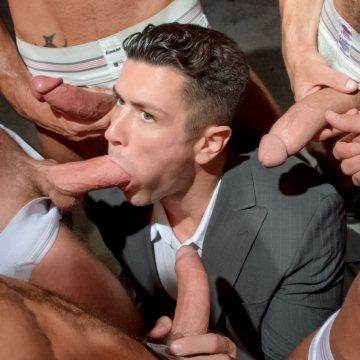Bit off more than he can swallow | Daily Dudes @ Dude Dump