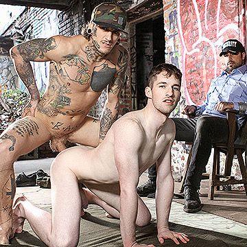 Bo Sinn Gay Porn Debut   Daily Dudes @ Dude Dump
