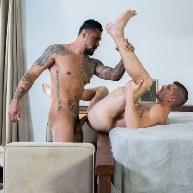 Boomer Banks and Sean Maygers | Daily Dudes @ Dude Dump