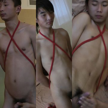 Bound Asian Boyz Handjobs | Daily Dudes @ Dude Dump