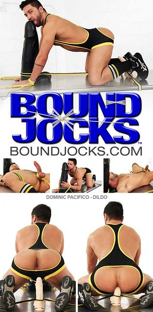 Bound Dominic Pacifico | Daily Dudes @ Dude Dump