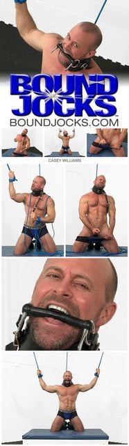 Bound Jocks: Casey Williams (Bound Jocks)   Daily Dudes @ Dude Dump