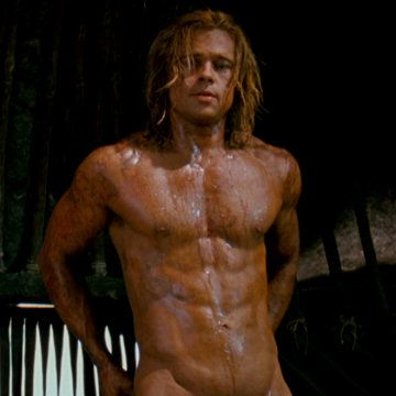 Brad Pitt now officially a GILF | Daily Dudes @ Dude Dump