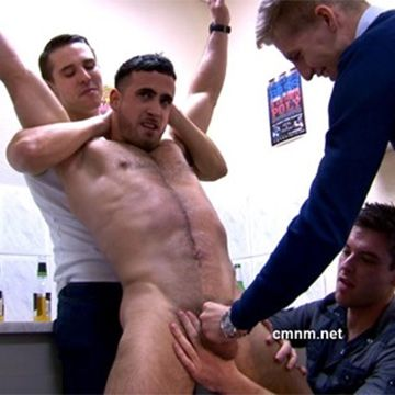Braggy Straight Lad Jaime Inspected | Daily Dudes @ Dude Dump