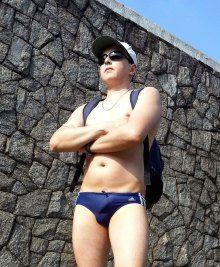 Brazilian Amateur Julio   Daily Dudes @ Dude Dump