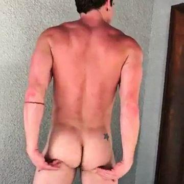 Brent Corrigan butt jiggle   Daily Dudes @ Dude Dump