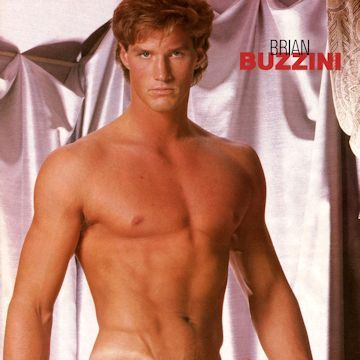 Brian Buzzini's vintage boner | Daily Dudes @ Dude Dump