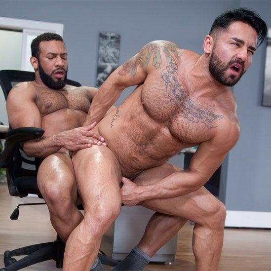 Bruno Bernal and Jay Landford   Daily Dudes @ Dude Dump