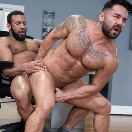 "Bruno Bernal & Jay Landford in ""Rideshare"" 