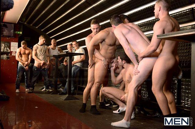 Budapest Orgy   Daily Dudes @ Dude Dump