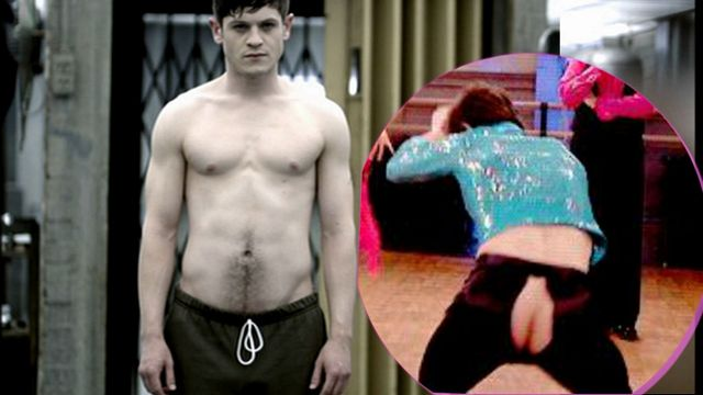 BUTT ALERT: Iwan Rheon's ass in Vicious | Daily Dudes @ Dude Dump