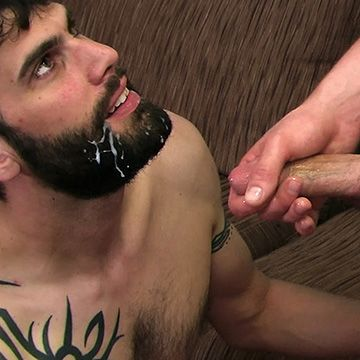 Canadian Soldier Fucked & Spunked | Daily Dudes @ Dude Dump