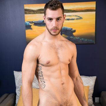 Carter Woods is ready to rub one out | Male-Erotik | Daily Dudes @ Dude Dump