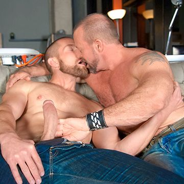 Casey Williams Fucks Adam Herst | Daily Dudes @ Dude Dump