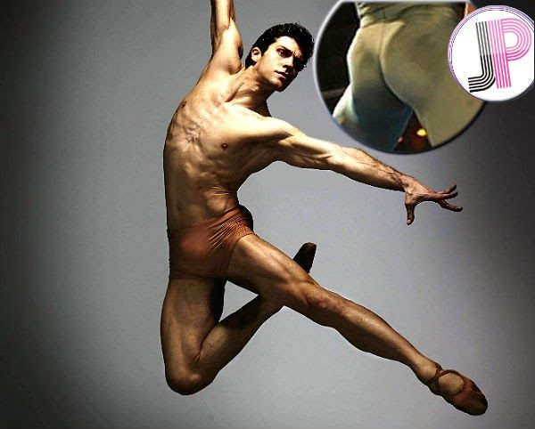 Celebrities Butts: Roberto Bolle | Daily Dudes @ Dude Dump