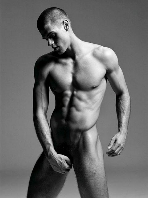 Chad White naked!   Daily Dudes @ Dude Dump