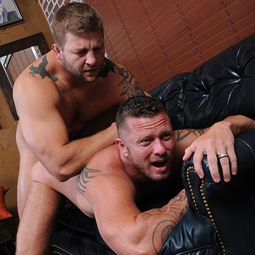 Charlie Harding's First Fucking   Daily Dudes @ Dude Dump