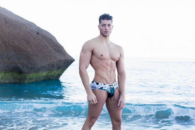 Chevy and Waikiki: Vibrant new lines of swimwear b | Daily Dudes @ Dude Dump