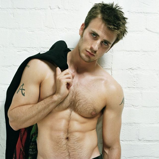 Chris Evans VPL | Flesh 'n' Boners | Daily Dudes @ Dude Dump