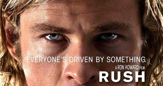 Chris Hemsworth in RUSH! | Daily Dudes @ Dude Dump