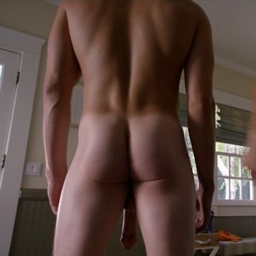 Christian Gehring's cock 'n' ass | Daily Dudes @ Dude Dump