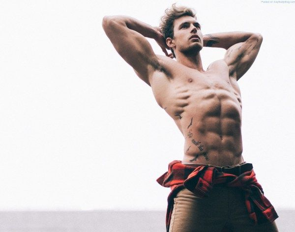 Christian Hogue Looking Amazing In A Sexy Shoot | Daily Dudes @ Dude Dump