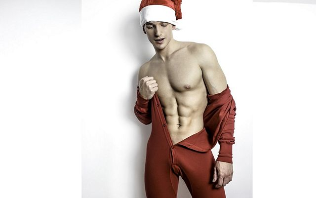 Christmas Theme With Zac Riley | Daily Dudes @ Dude Dump
