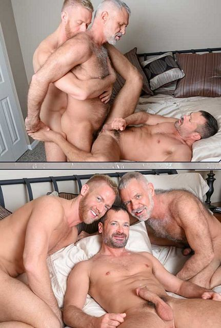 Christopher Daniels, Will Swagger and Allen Silver | Daily Dudes @ Dude Dump